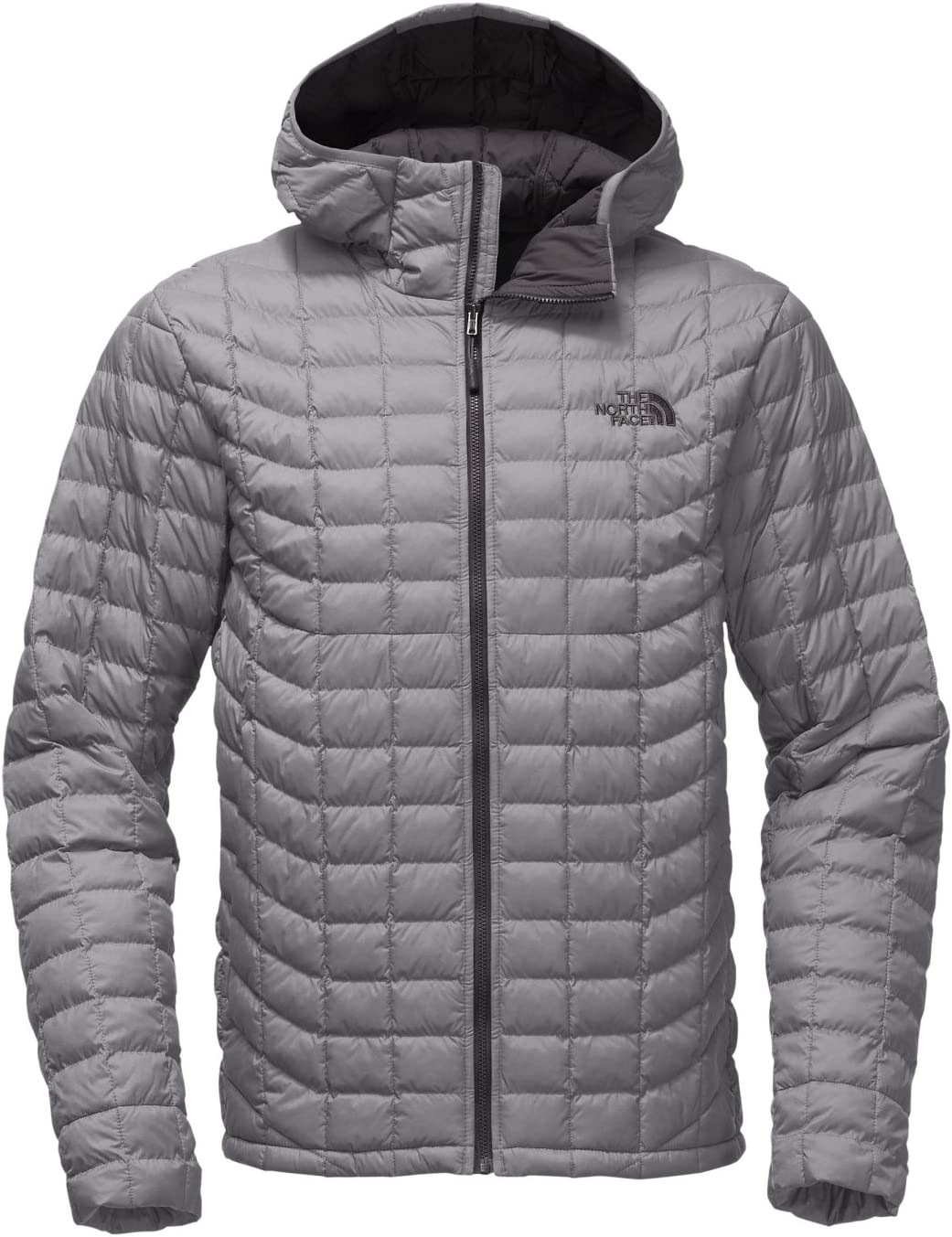 The North Face Men's Thermoball Hoodie Monument Grey Matte XXL (Past Season)