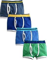 aadb8ab544 Vaenait baby 2T-7T Toddler Kids Boys Boxer Briefs 4 Pack   5 Pack Underwear