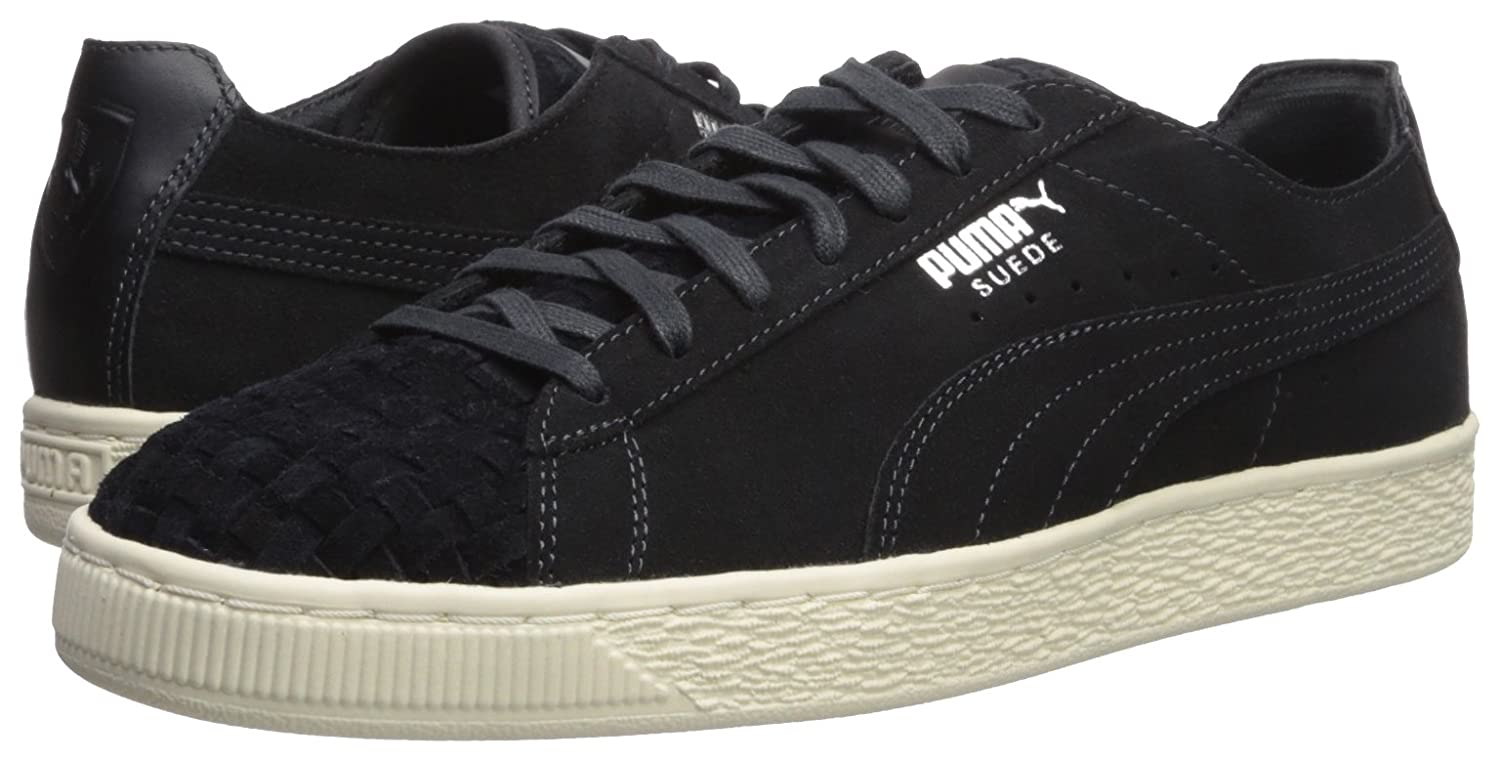 Amazon.com | PUMA Mens Ferrari Suede Leather Stripe Sneaker | Fashion Sneakers