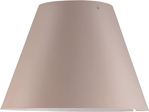 Costanza pantalla para pie de y lámpara de mesa 40 cm de diámetro – Polvo: Amazon.es: Hogar