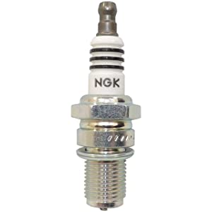 NGK 4055 BPR7EIX Iridium IX Spark Plug, Pack of 4