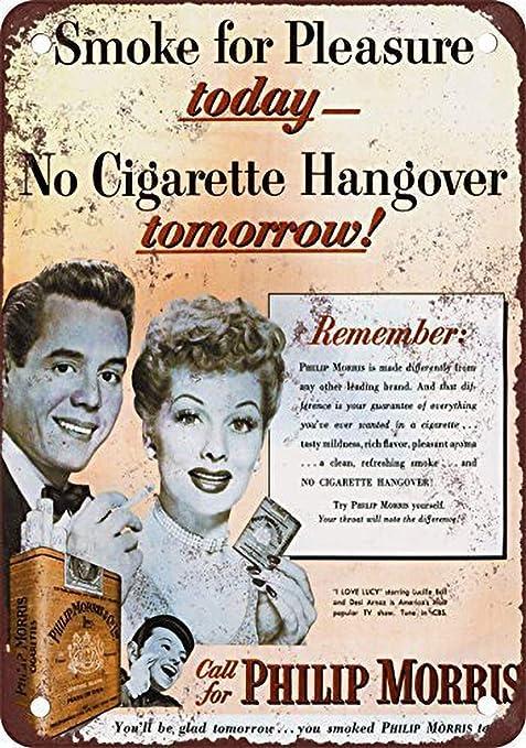Toddrick Lucy Desi Phillip Morris Cigarettes Cartel de ...