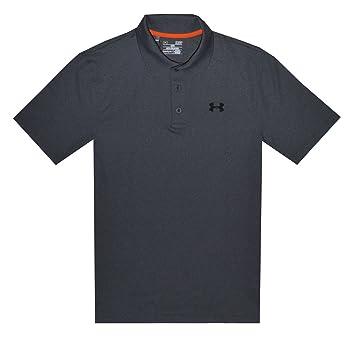 Amazon.com: Under Armour Men UA Golf Performance Logo Polo T-Shirt ...
