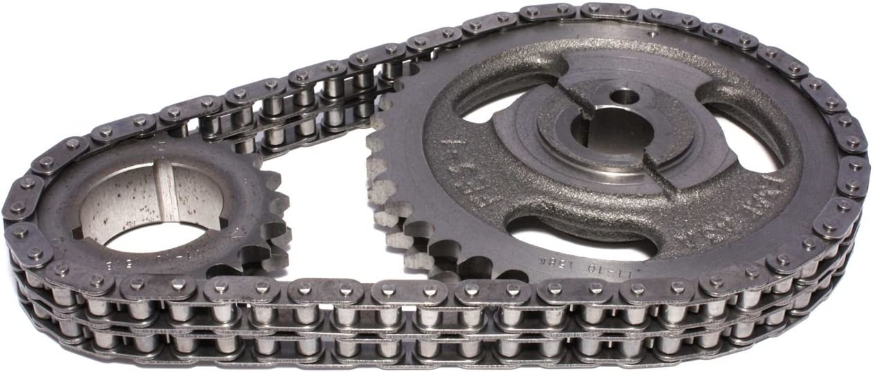 COMP Cams 3120 Hi-Tech Roller Race Timing Set for '65-'88 Ford 255, 289, 302 and Boss 302