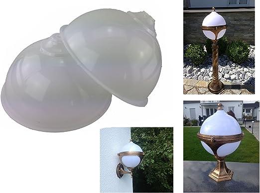 Bola de repuesto para lámpara de pie de París lámpara de jardín: Amazon.es: Jardín