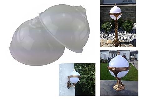 Ricambio per lampada per esterni lampada a parigi a sfera in
