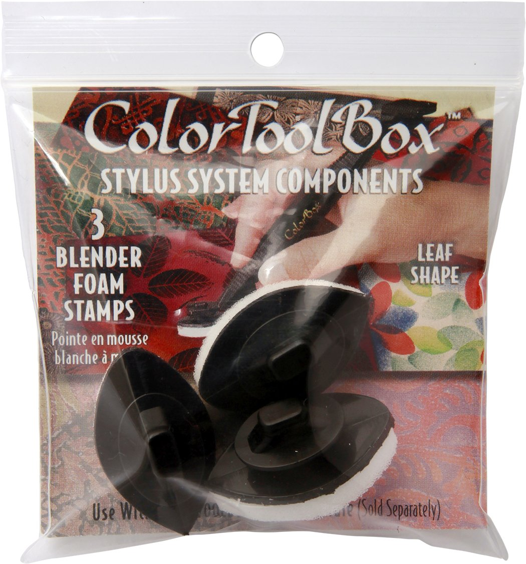 CLEARSNAP ColorBox Stylus Tips 3-pack Leaf White