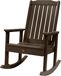 product image for Highwood Lehigh Rocking Chair, Weathered Acorn