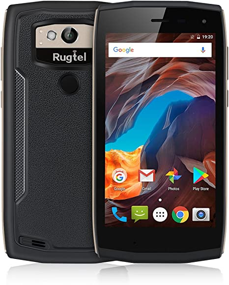 rugtel Track 240ºC – 4 G Smartphone, Exterior, Sin Contrato (IP68 ...