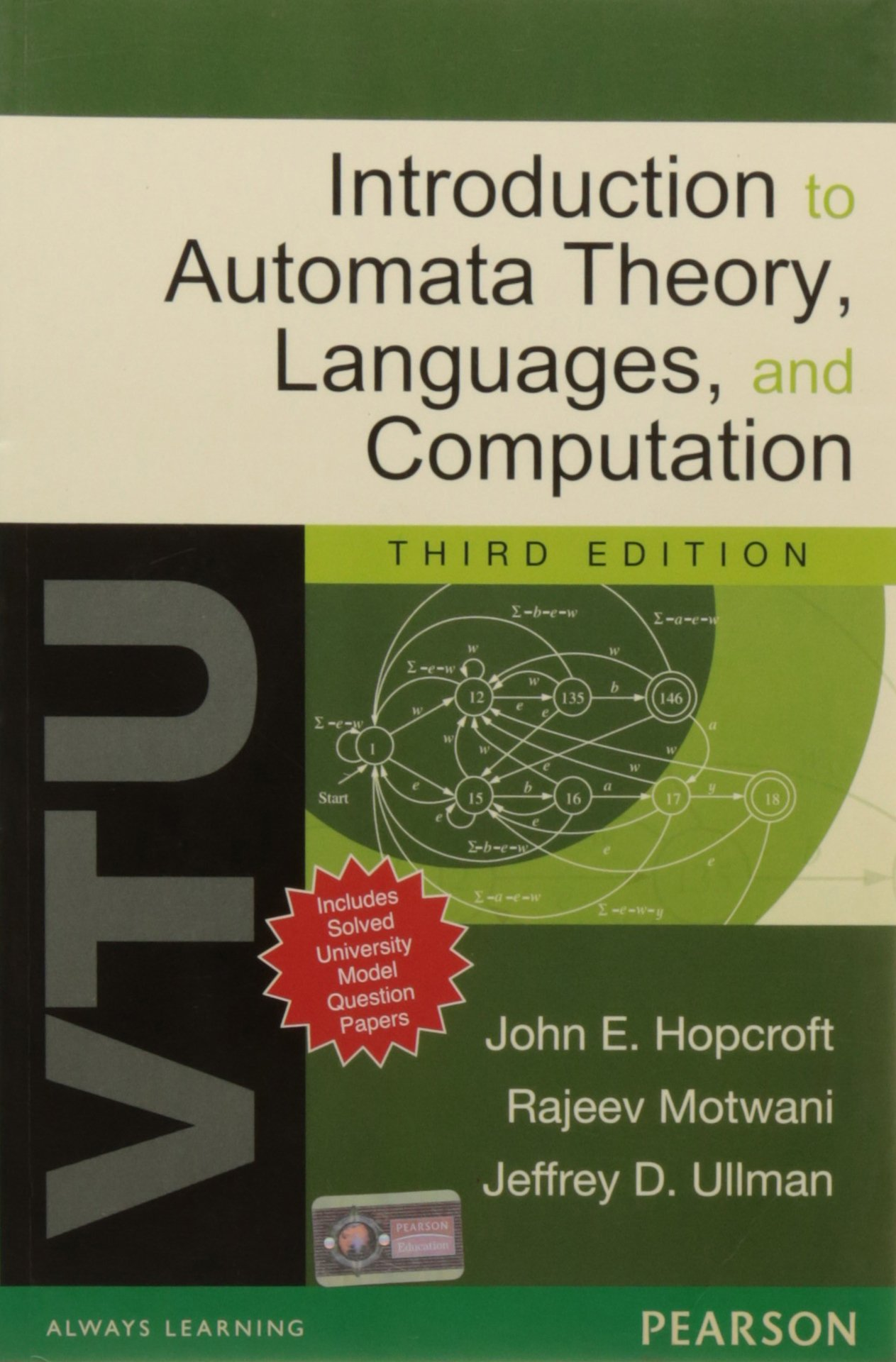 Theory Of Automata Book By Klp Mishra
