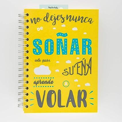 Agenda Para Azafatas De Vuelo (In-Flight Notebook): Amazon ...