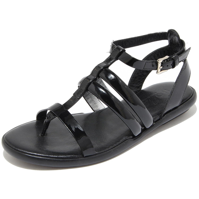 89807 infradito HOGAN IBIZA nero scarpa sandalo ciabatta donna shoes women