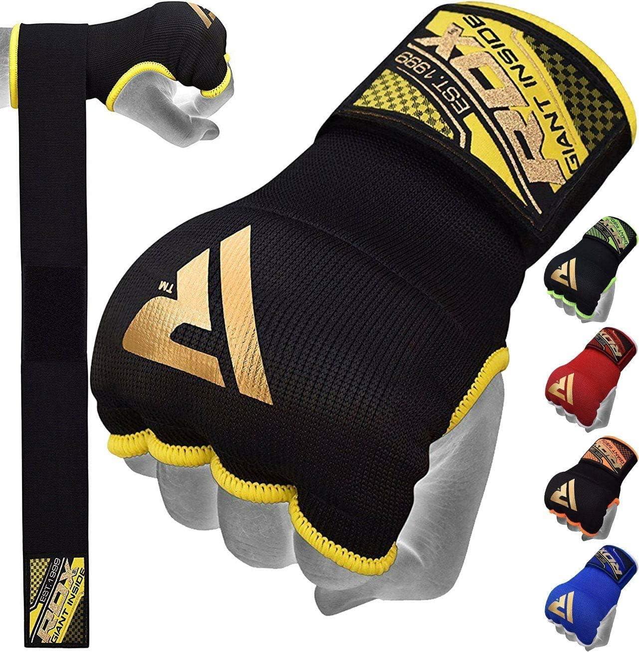 Professional Boxing Hand Wrap Gloves Wrist Protection Punching Fist Bandage