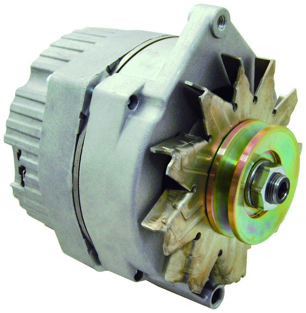 Amazon.com: New Alternator Replaces Delco 10SI 10 SI IR/EF 3 Wire ...