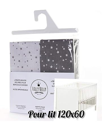 Amazon.fr : Linge de lit pour berceaux et couffins : Bébé et ...