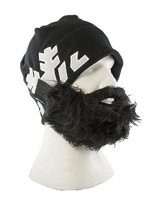 Lustige Bartmütze (Black Spencer) für Herren Damen - Perfekt ...
