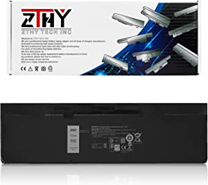 ZTHY 52Wh VFV59 Laptop Battery Replacement for Dell Latitude E7240 Latitude E7250 Series Notebook GVD76 WD52H F3G33 HJ8KP W57CV NCVF0 9C26T J31N 451-BBFX 451-BBFW 7.4V 4Cell