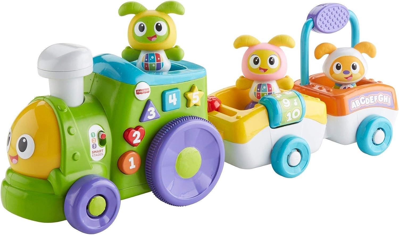Fisher-Price - Tren de Robi y su amigos - (Mattel FXJ00)