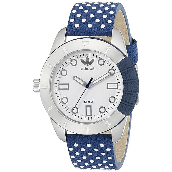 adidas Reloj Análogo clásico para Mujer de Cuarzo con Correa en Cuero ADH3054