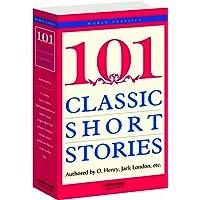 101 Classic Short Stories:经典短篇小说101篇(英文原版,免费下载配套朗读)