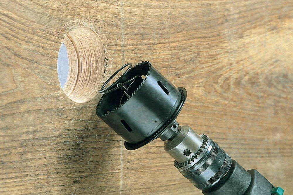 Ordentlich Wolfcraft 2158000 Lochsäge mit Auswerfer ø68mm: Amazon.de: Baumarkt HL19