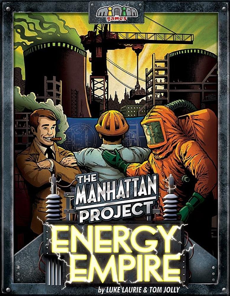 Promoción por tiempo limitado Minion Games The Manhattan Project: Energy Empire