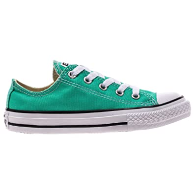 1c8fd5b9617954 Converse Kids All Star HI Youth Shoes Menta Green Size 3