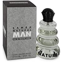 Samba Natural Man By Perfumers Workshop For Men. Spray 3.4 Ounces