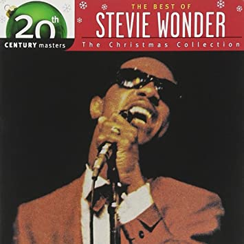 Stevie Wonder - The Best of Stevie Wonder - The Christmas Collection: 20th  Century Masters - Amazon.com Music - Stevie Wonder - The Best Of Stevie Wonder - The Christmas Collection