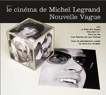 Amazon Le Cinema De Michel Legrand Nouvelle Vague Michel Legrand âダンジャズ ɟ³æ¥½