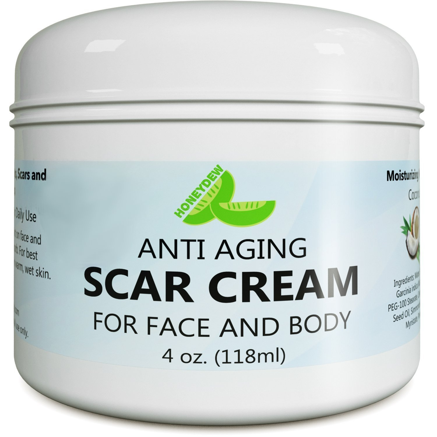 Amazon Com Anti Aging Scar Cream For Face And Body Scar Removal