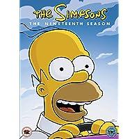 Simpsons, The Season 19 DVD