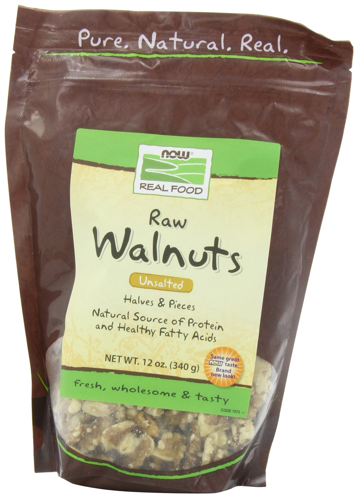 Now Foods Natural Unblanched Almonds
