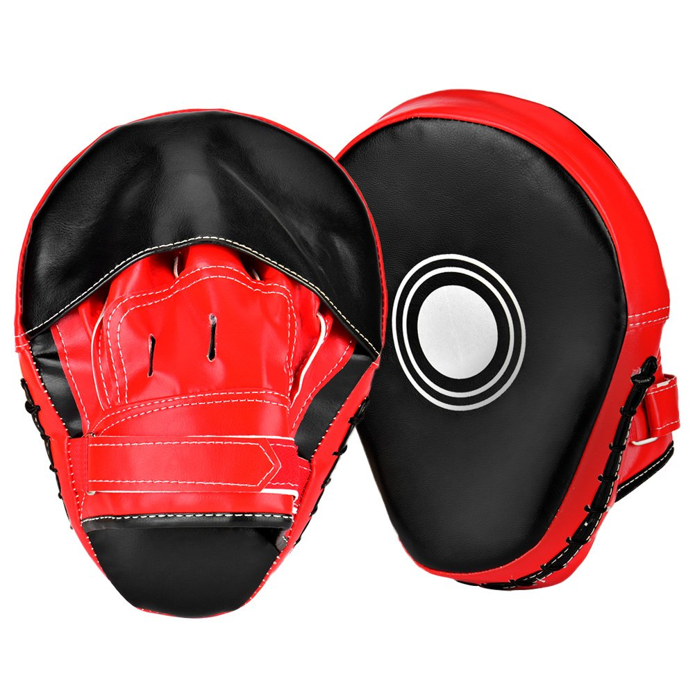 Paos de Boxeo para Kick Boxing Muay Thai MMA-Almohadillas Entrenamiento-Manoplas de Boxeo Queta