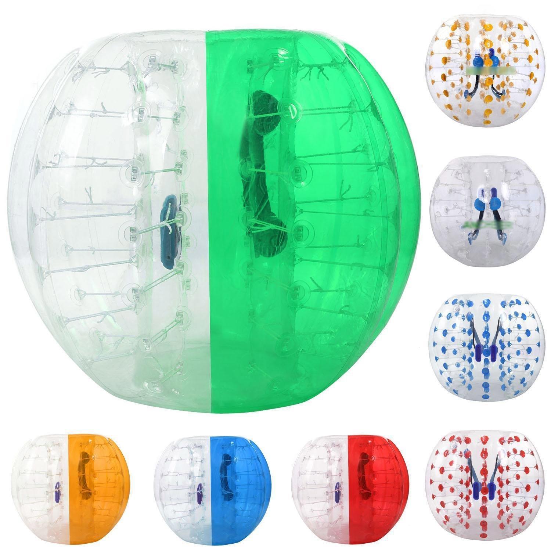 Ladiyインフレータブルバンパーボール4 ft/5ftバブルサッカーボール0.8 MM環境に優しいPVC MM環境に優しいPVC Zorb Ball Humanハムスターボールfor Childs 5FT_Green Ball、大人向け、 B07DKBQ3TX 5FT_Green, ムーンスター公式ショップ:7154a5ea --- lembahbougenville.com