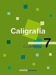 Cuaderno 7 Caligrafía - 9788423689873