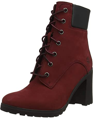 bottine rock rouge 30 euros