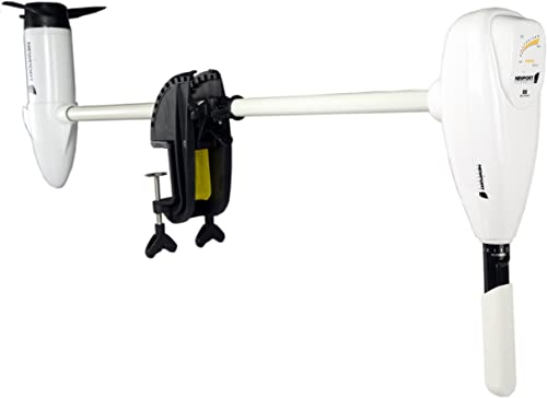 Newport Vessels L-Series 62lb/86lb Thrust Transom Mounted Saltwater Electric Trolling Motor