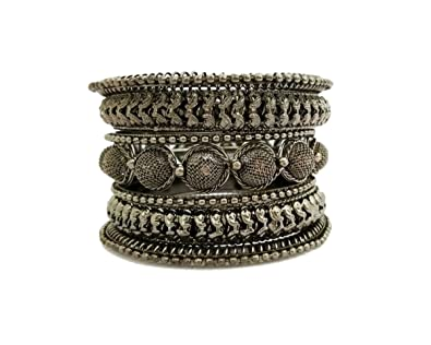 love black bangles bangle shop sterling you year stackable days krypell silver a i bracelets charles