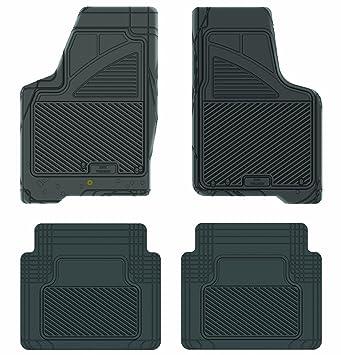 Weather Car Mats >> Koolatron Pants Saver Custom Fit 4 Piece All Weather Car Mat For Select Chevrolet Impala Models Black