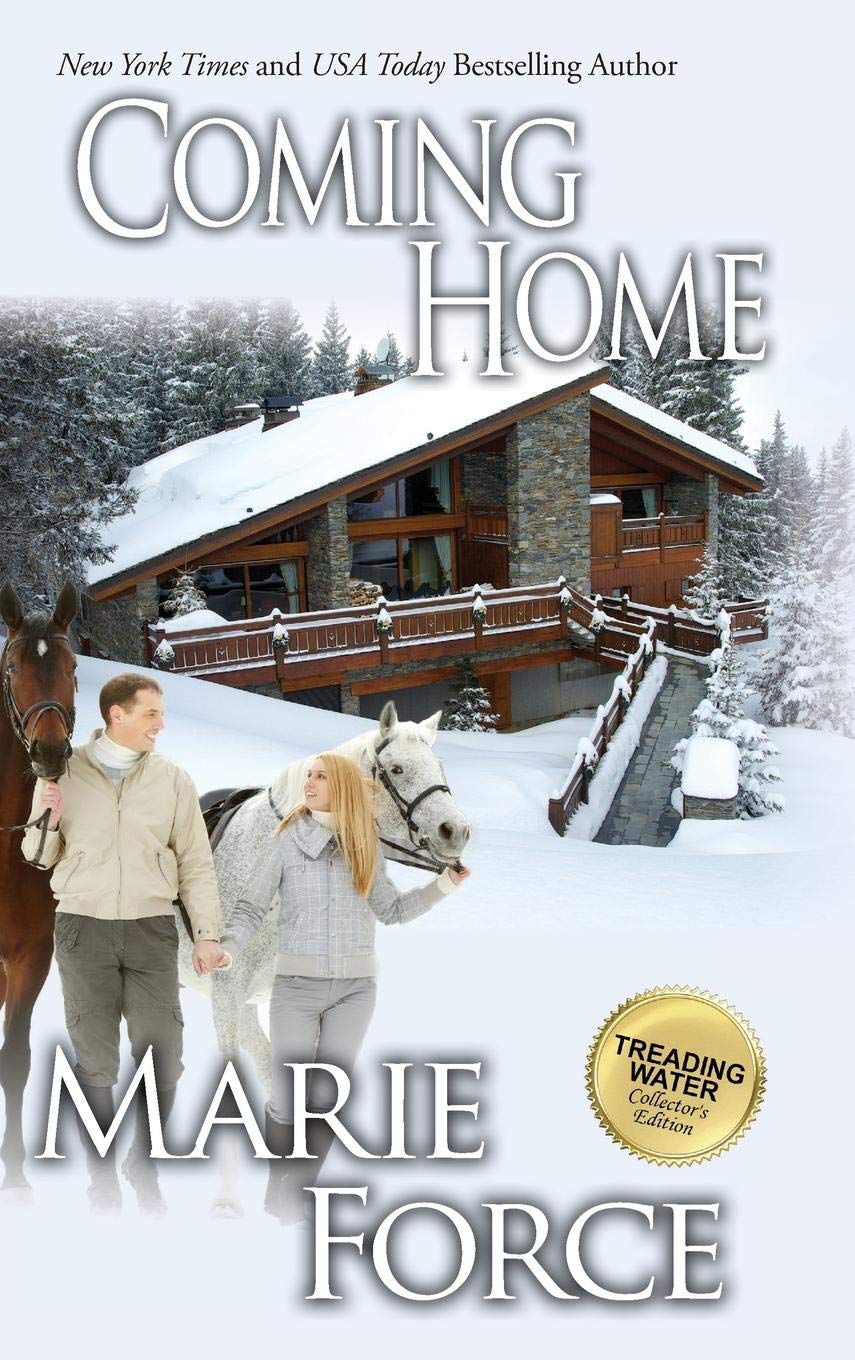 Download Coming Home: Treading Water Series, Book 4 (Gansett Island Series) pdf epub