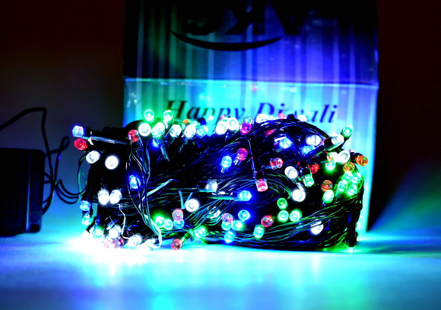 Buy Ascension 90ft 4-Watt Rice Light (Multicolour) Online at Low ... for china diwali light  75sfw