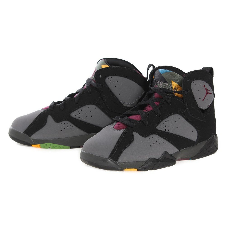 Amazon.com | Jordan Nike Air 7 Retro Nothing But Net (GS) Boys' Basketball  Shoes 304774-142 | Basketball