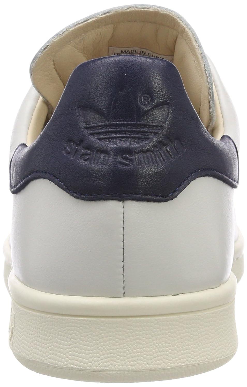 separation shoes 27524 cd17f adidas Jungen Stan Smith Recon Fitnessschuhe, Weiß (FtwblaFtwblaMaruni  000), 36 23 EU Amazon.de Schuhe  Handtaschen
