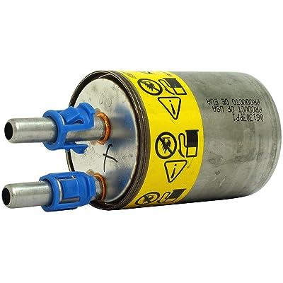 Luber-finer G6831 Fuel Filter: Automotive