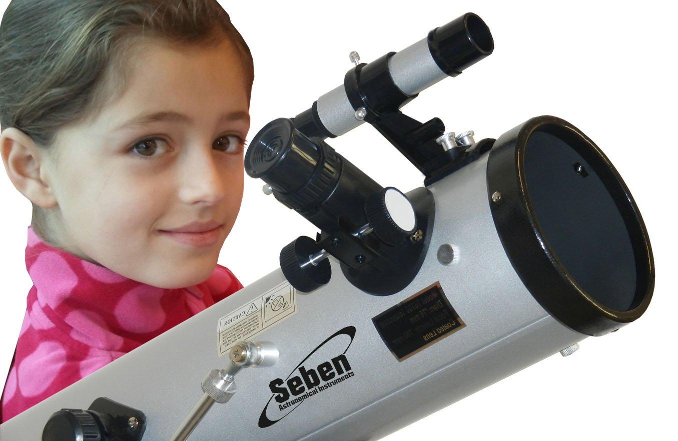Telescópio seben f youtube