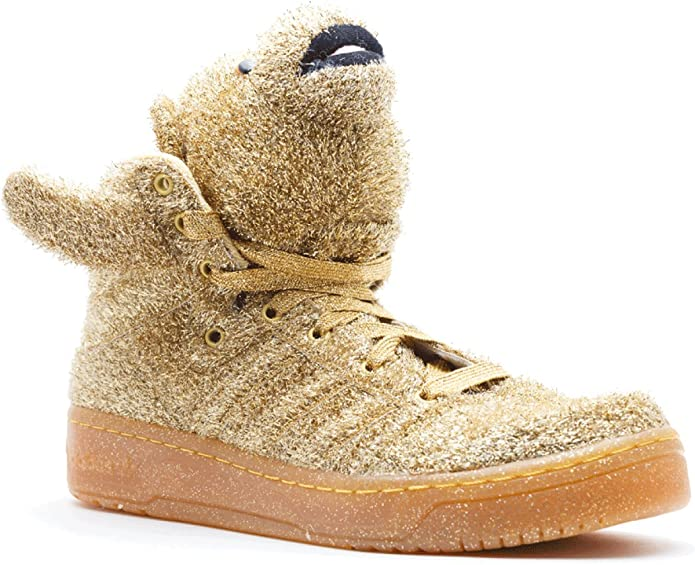 adidas js Bear Chaussures Mode Sneakers Homme Or Jeremy