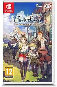 Atelier Ryza: Ever Darkness & the Secret Hideout (Nintendo Switch)