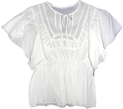 c1e392cf48895 Highwaypay Bohemian Gypsy Boho Indian Yoga White Cotton Women's ...