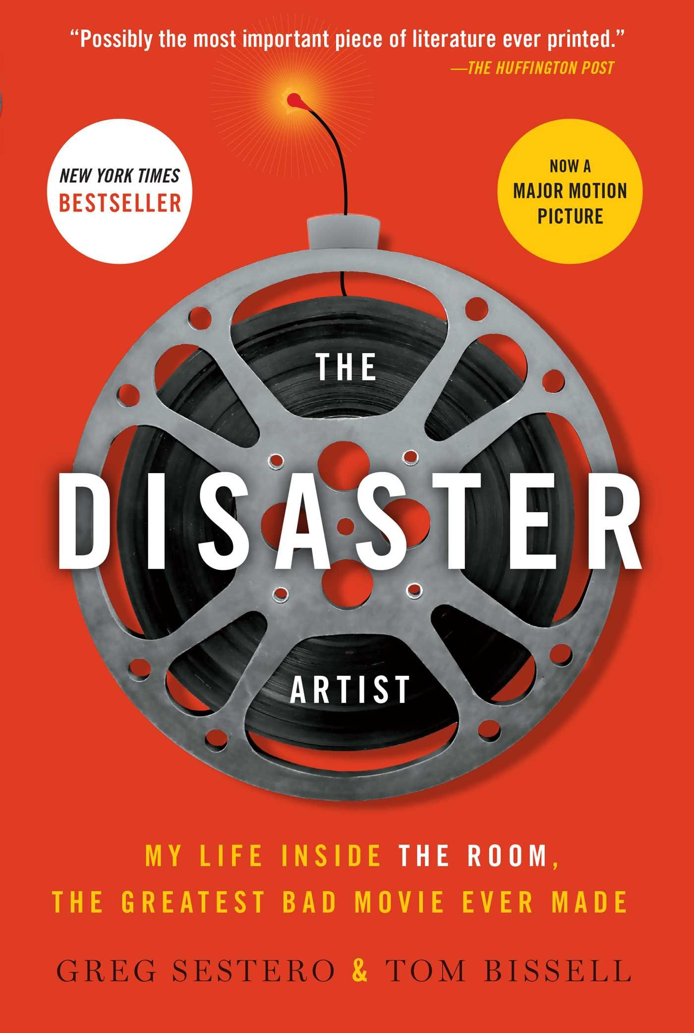 Image result for the disaster artist book